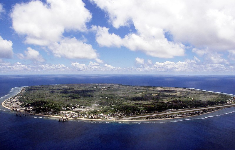 Nauru is the smallest island country in the world. It was known in the  1980's for a booming phosphate mining but is now a quiet island off the  radar of ...